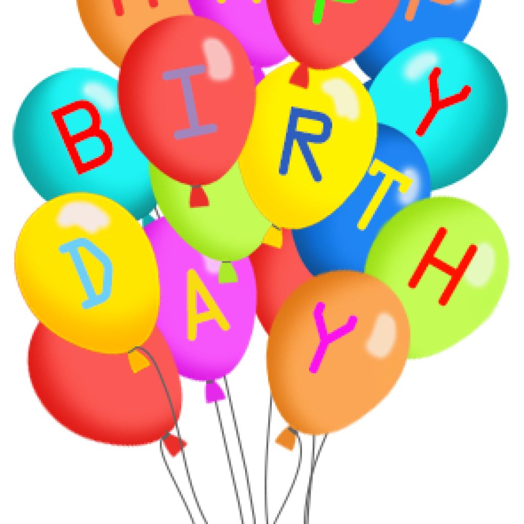 picture royalty free download Party at getdrawings com. Happy birthday balloons clipart