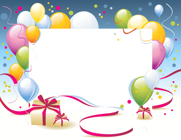 image free download Birthday Transparent PNG Photo Frame