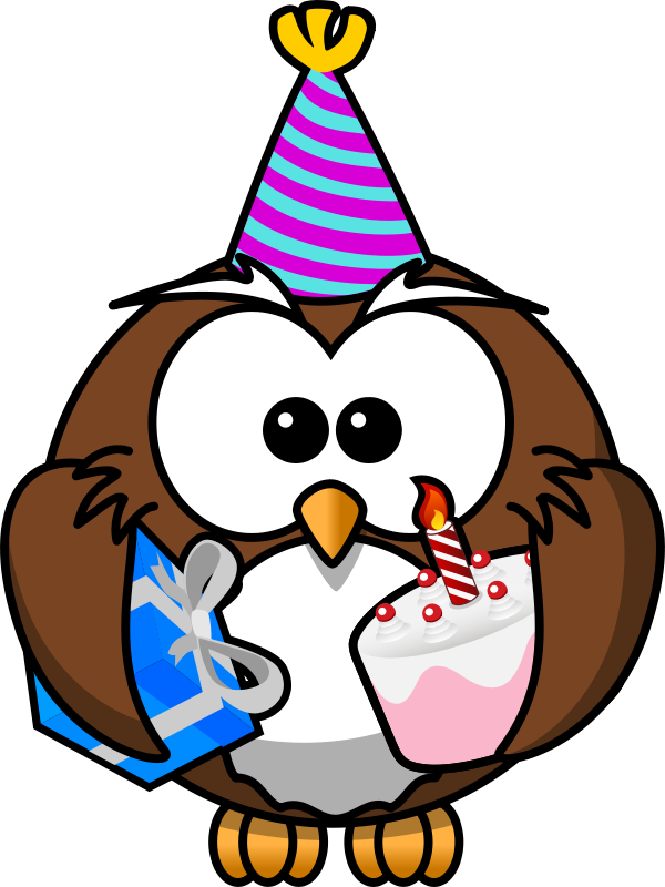 picture freeuse stock Free animations vectors party. 7 clipart happy 7th birthday