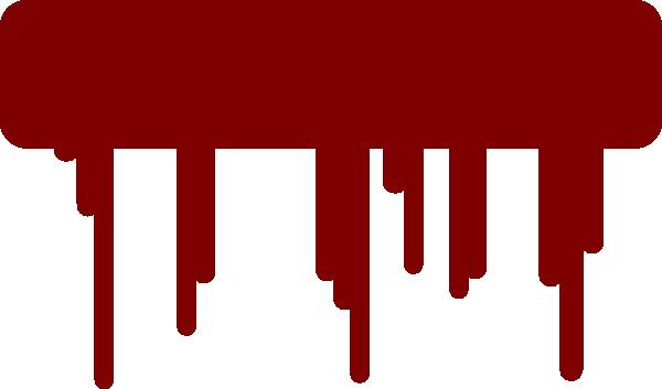 clip transparent download Blood Ooze Clip Art at Clker