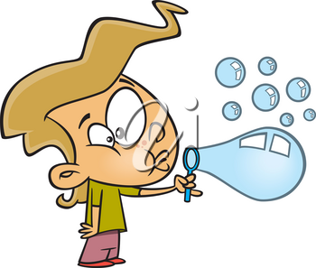 image free download Royalty free image of. Clipart blowing bubbles