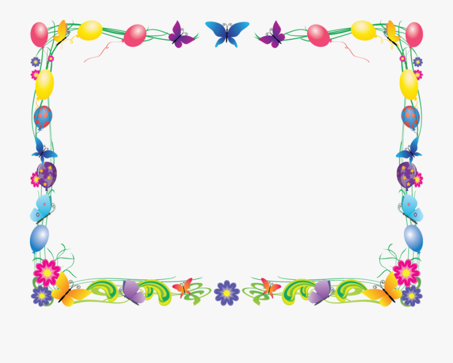 royalty free library Preschool frame and frames. Clipart borders