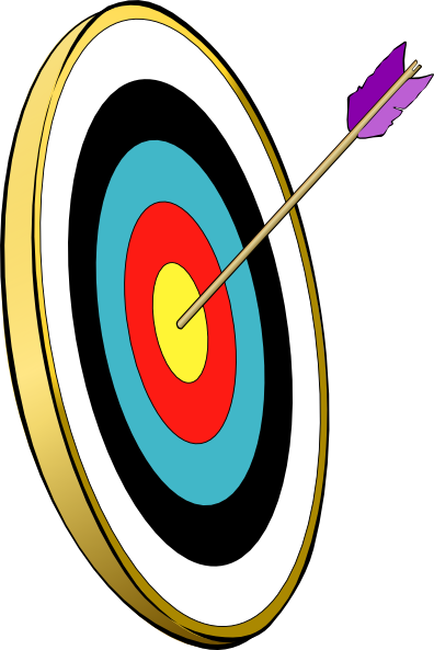 transparent library Clipart bow and arrow. Hunting panda free images.