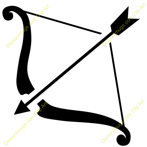 banner transparent download Clipart bow and arrow. Bows archery transparent free