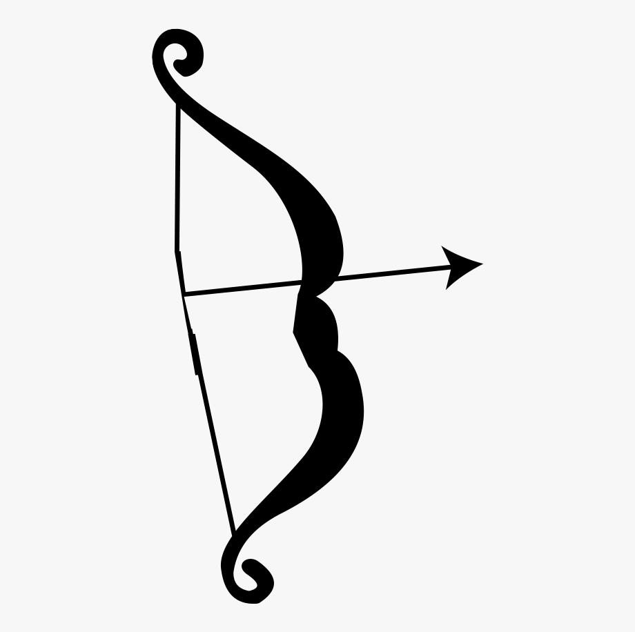 clip free Clipart bow and arrow. Com png cupid transparent
