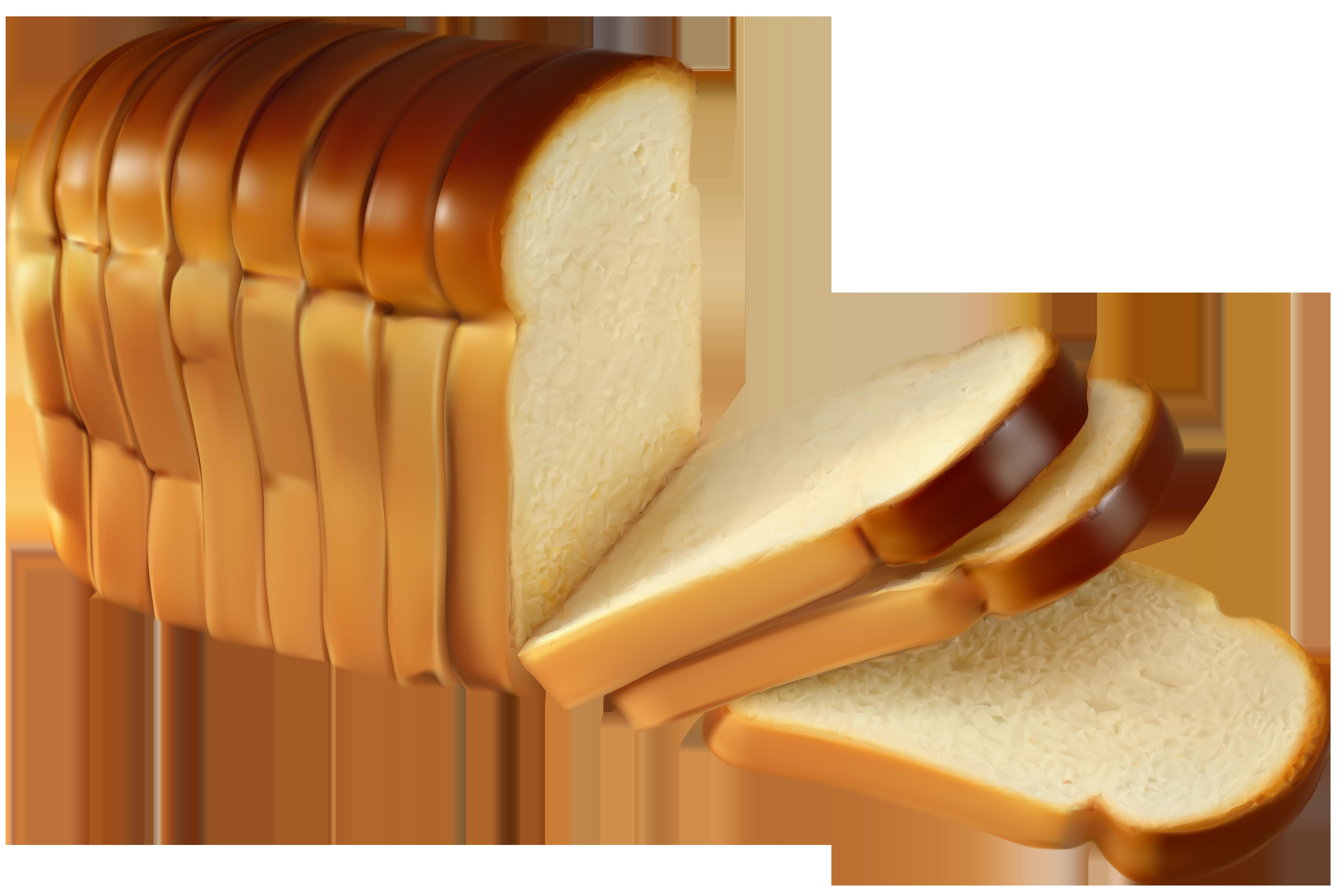 clip black and white Sandwich Bread PNG Clip Art