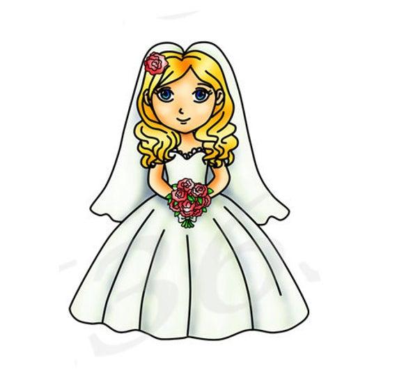 transparent Clipart bride.  off clip art