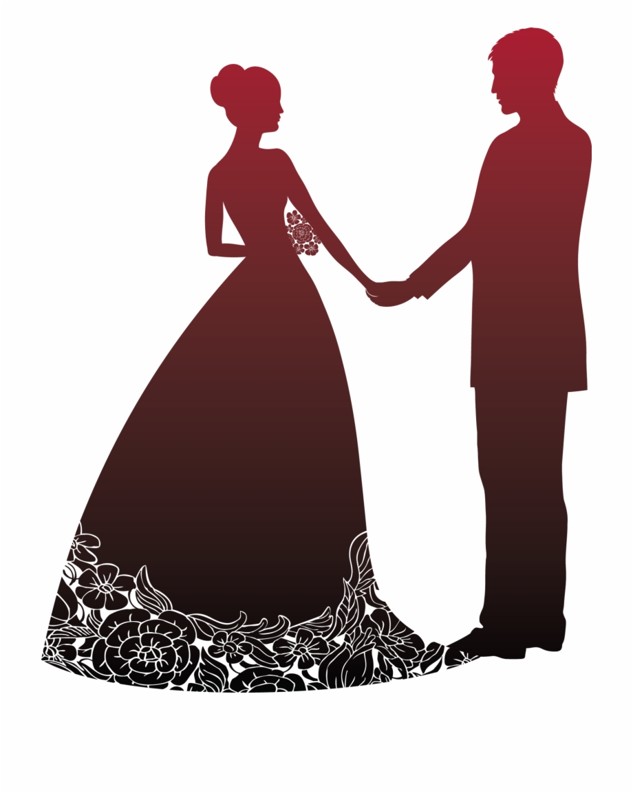 black and white download Clipart bride and groom. Baby clip art png.
