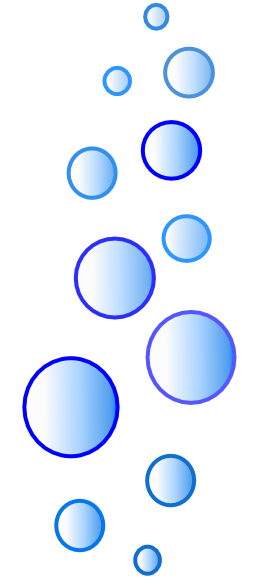jpg royalty free More n blue clip. Clipart bubbles.