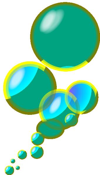 image stock Bubbles clip art at. Vector bubble air