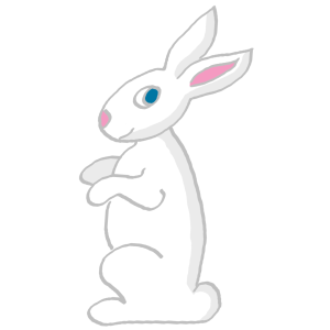 clip art library Mouth clipart bunny. Easter free on dumielauxepices.