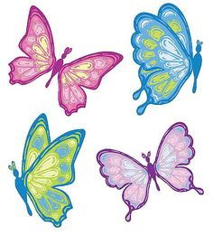 clip free library Free cliparts download clip. Clipart butterflies