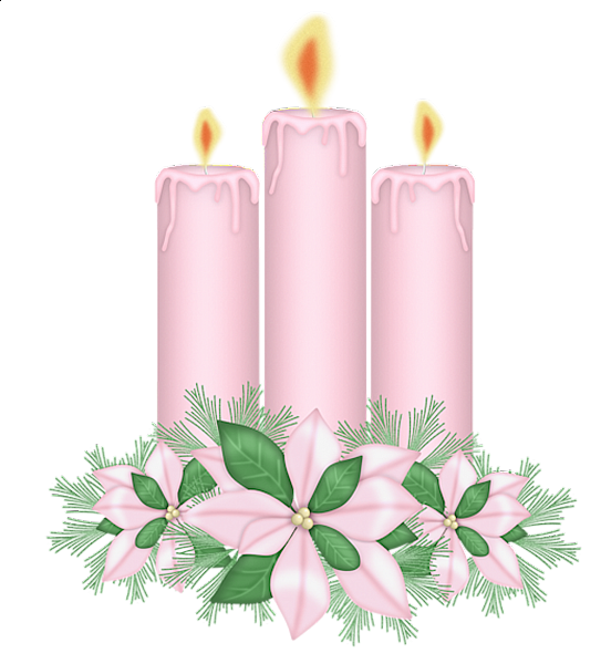 transparent Clipart candles. Png mart.