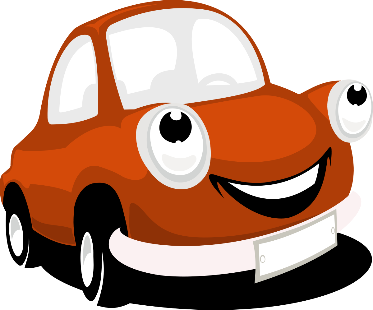 jpg royalty free download Cartoon Car Clipart