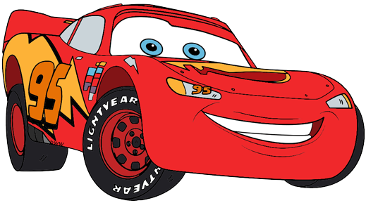 svg free Mcqueen clipart car disney. Lightning top clip art.