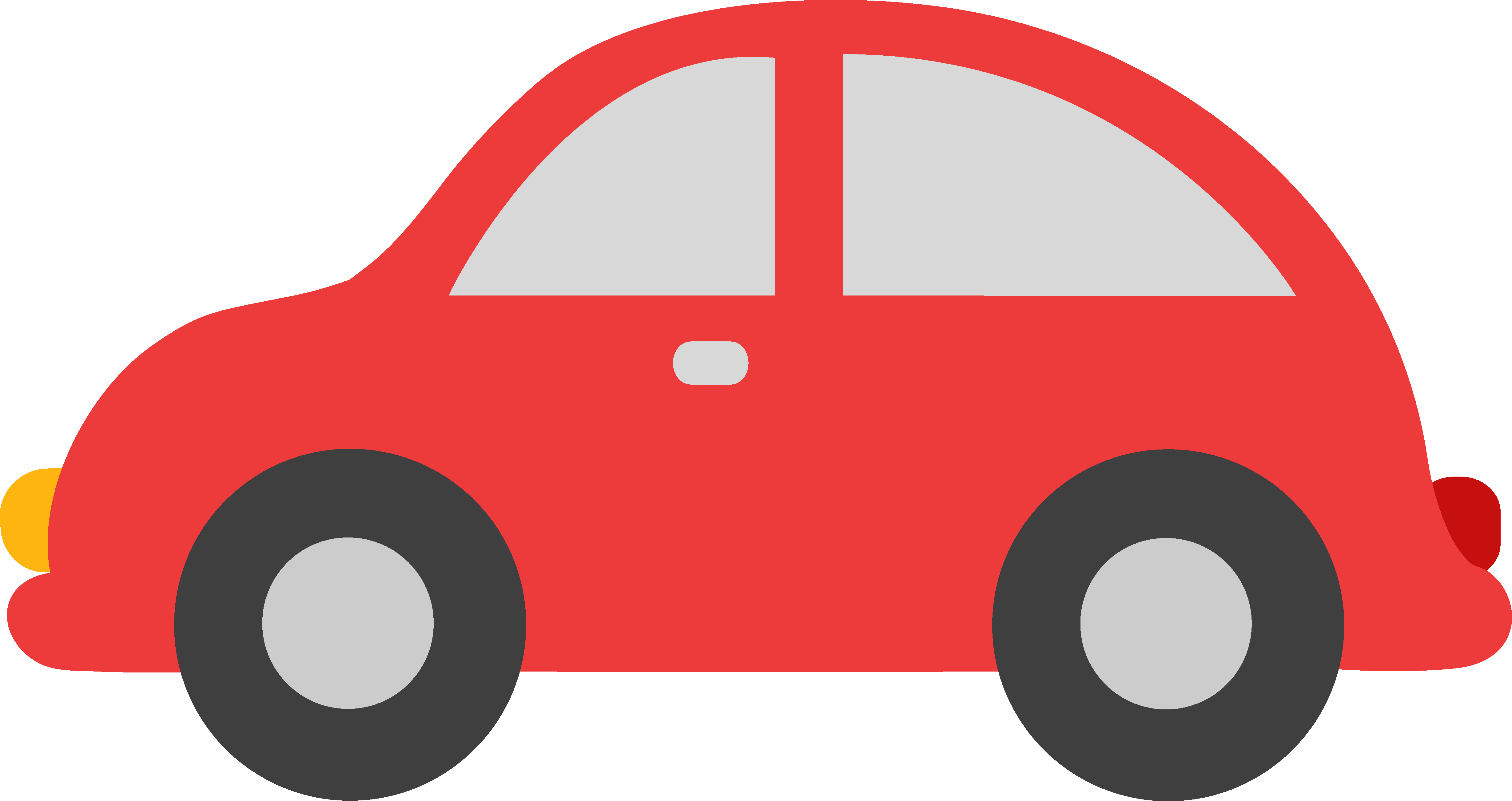 svg transparent stock cute car illustration