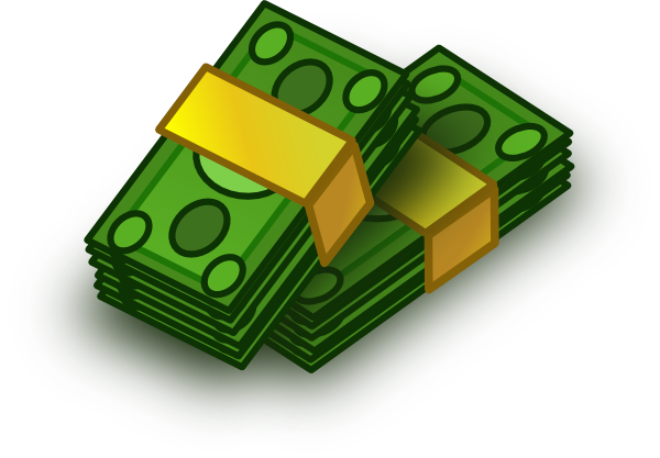 picture freeuse Stacks Of Cash Clipart