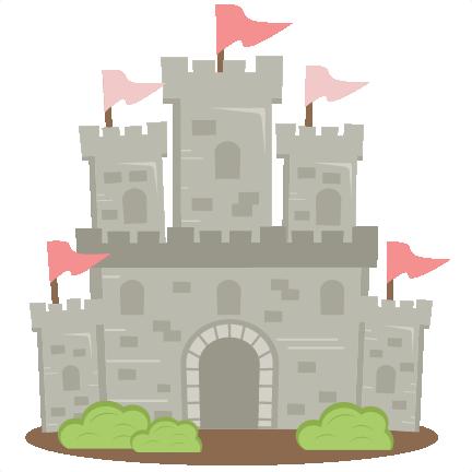 banner royalty free stock Castle SVG cutting file castle svg cut file castle clipart