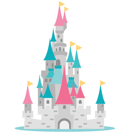 picture transparent download Princess Castle SVG scrapbook cut file cute clipart files for