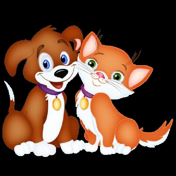 image transparent stock Cat Dog Cartoon