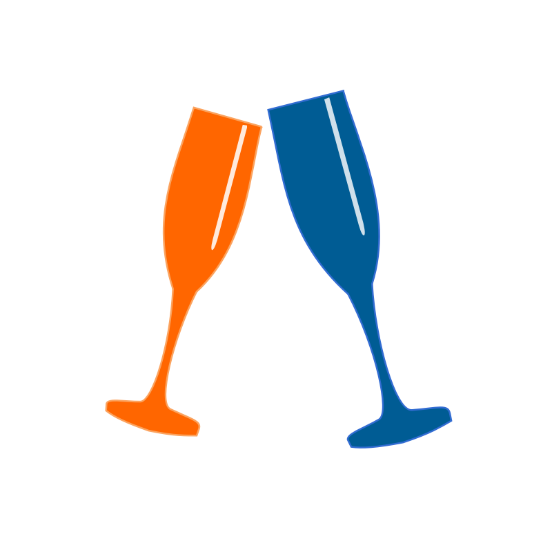 jpg Clipart champagne. Glass clip art library.