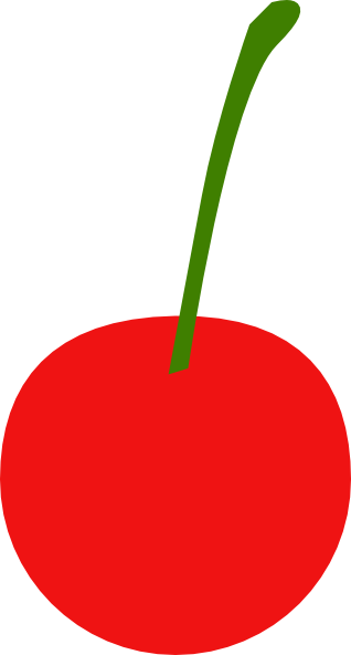 banner transparent download Cherry Clip Art at Clker