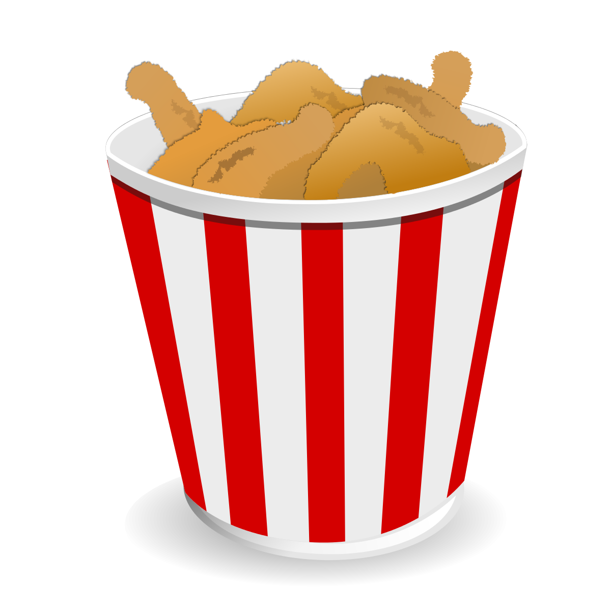 clip art library download Fried Chicken Clipart at GetDrawings