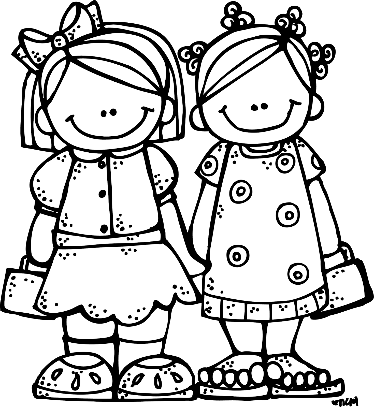 svg royalty free download Siblings png transparent sisters. Brother clipart black and white