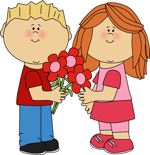jpg library stock Valentines day pictures clip. Clipart of kids