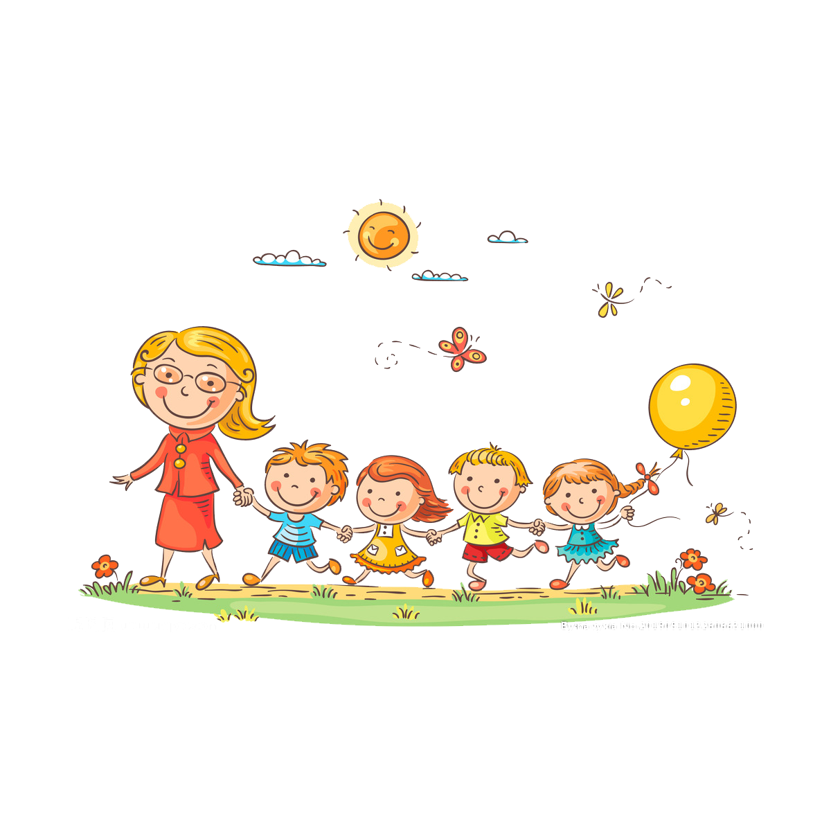 jpg transparent download Pre school clip art. Kindergarten teacher clipart.