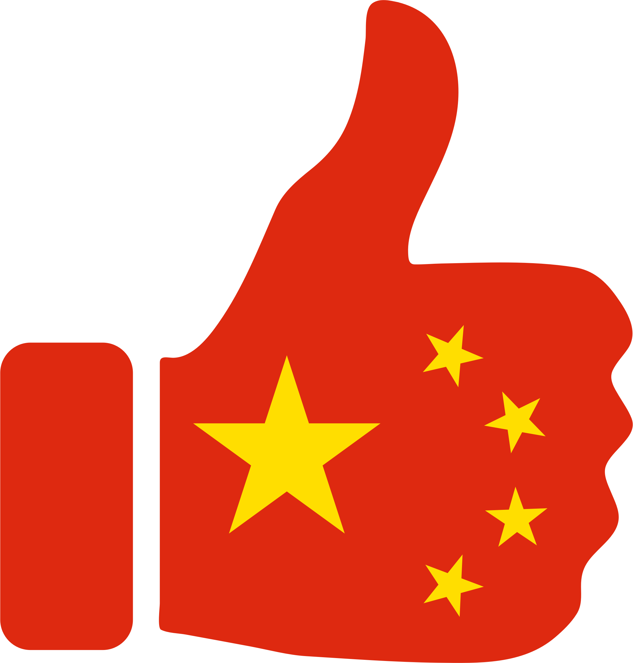 png free Clipart china. Thumbs up big image.