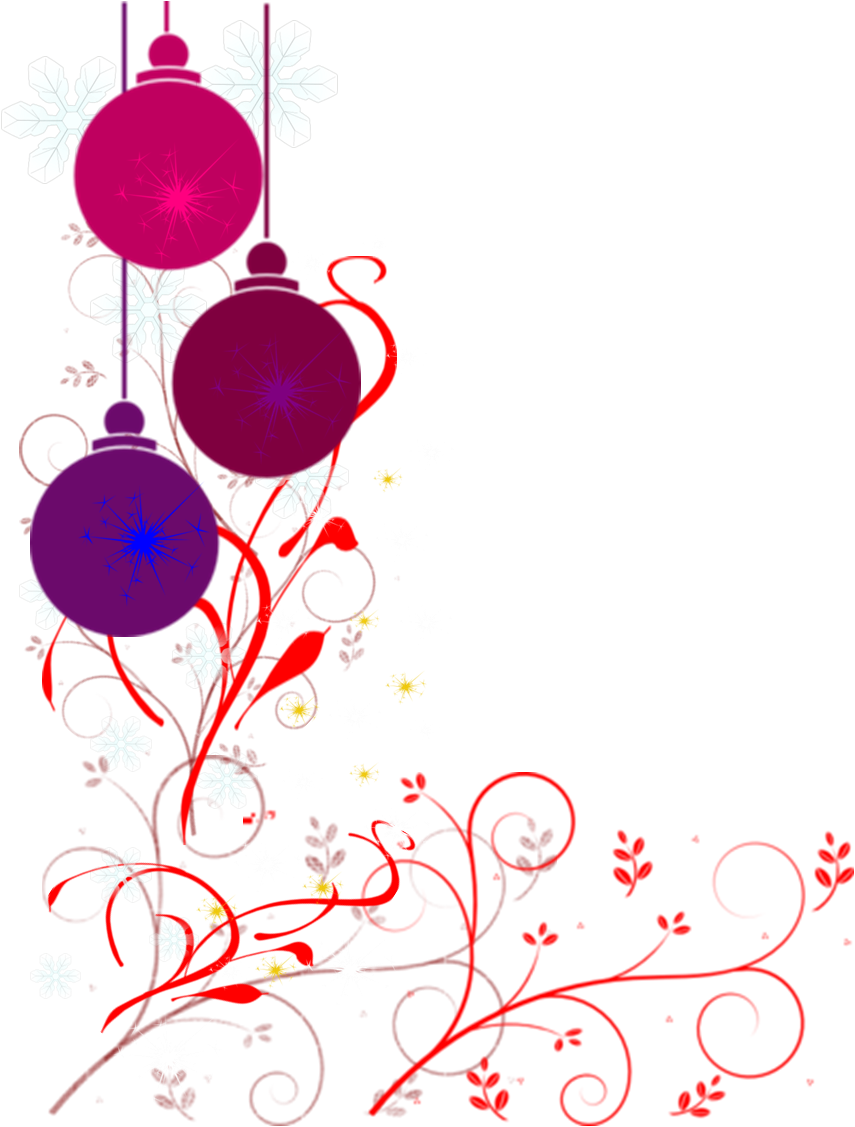 clipart black and white download Clipart christmas borders. Boarder free images at