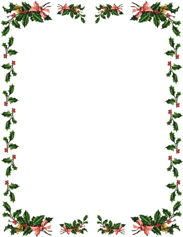 clip royalty free stock Best free . Clipart christmas borders and frames