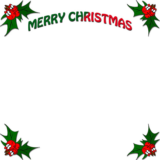 clip art library library Clipart christmas borders and frames. Free