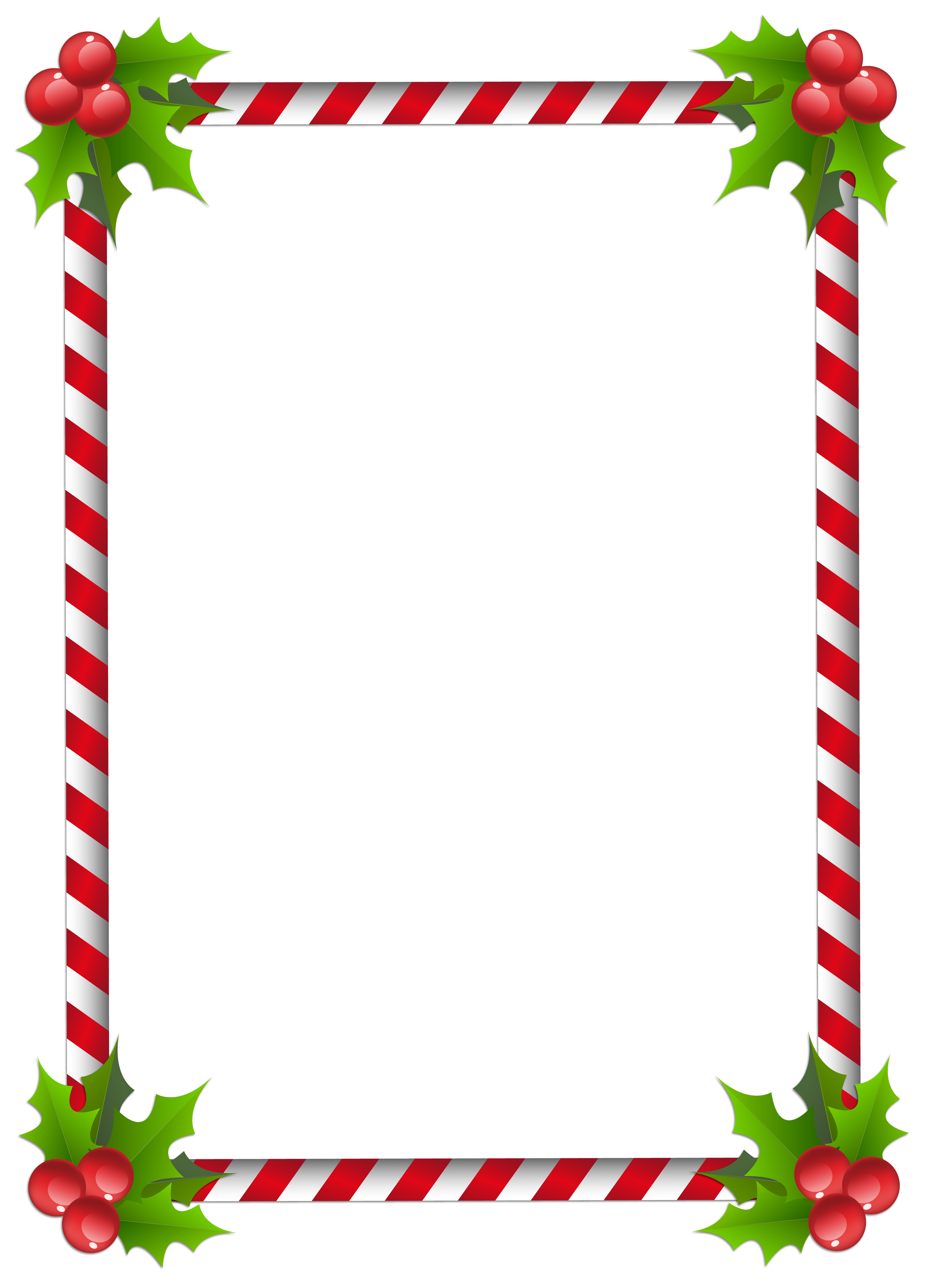 vector transparent Clipart christmas borders and frames. Transparent classic frame border