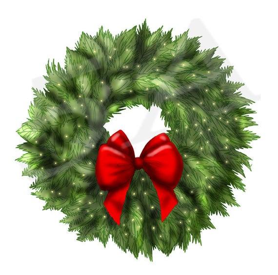 clip download Clipart christmas wreath.  off clip art