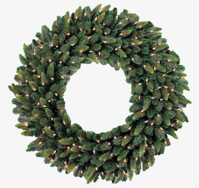 clip freeuse download Png . Clipart christmas wreath.