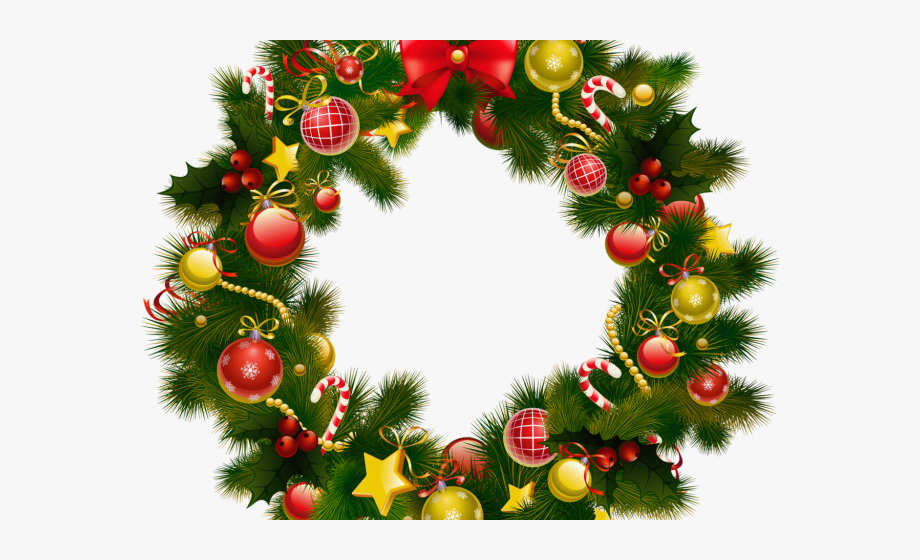 svg royalty free stock We present to you. Clipart christmas wreath.