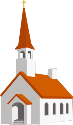free library A clipart church. Image steeple clip art