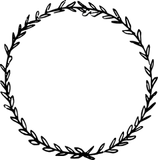 clipart black and white Doodle vector circle. Free digital and printable