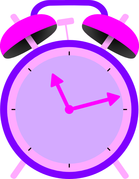 black and white library Clip art at clker. Clipart of clock