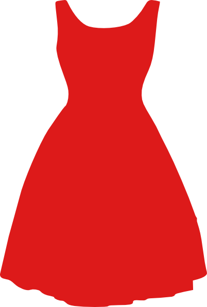 clip free Dress clipart. Red transparent png stickpng.