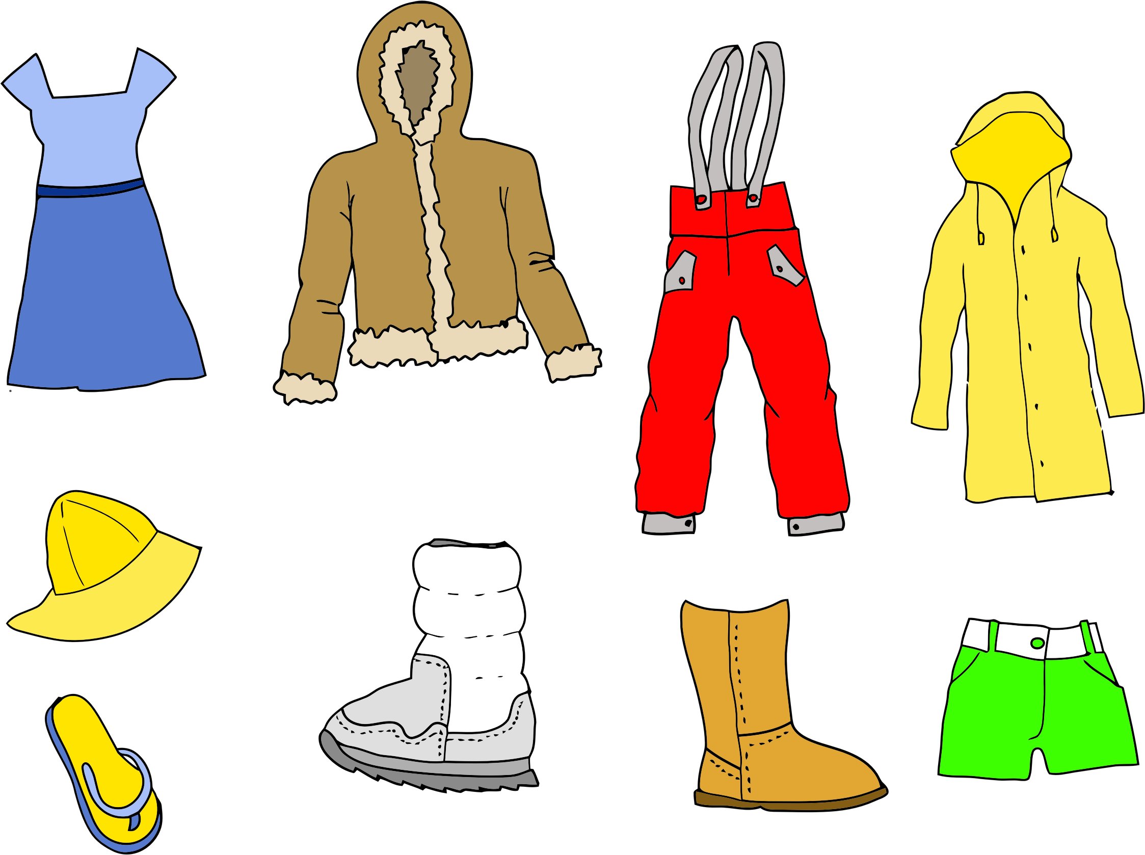 clipart freeuse download catering clipart clothes #27158056