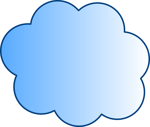clip free library Cloud Clipart at GetDrawings