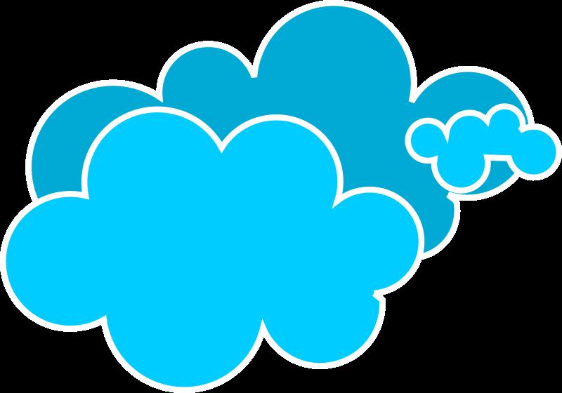 clip transparent library Cloud clipart. Clip art bay.