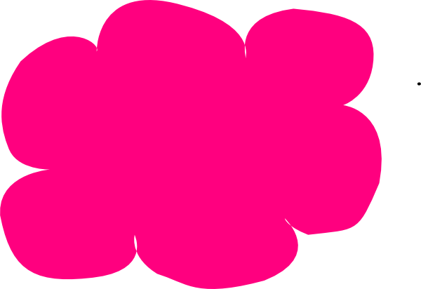 picture free stock Pink Cloud Clip Art at Clker