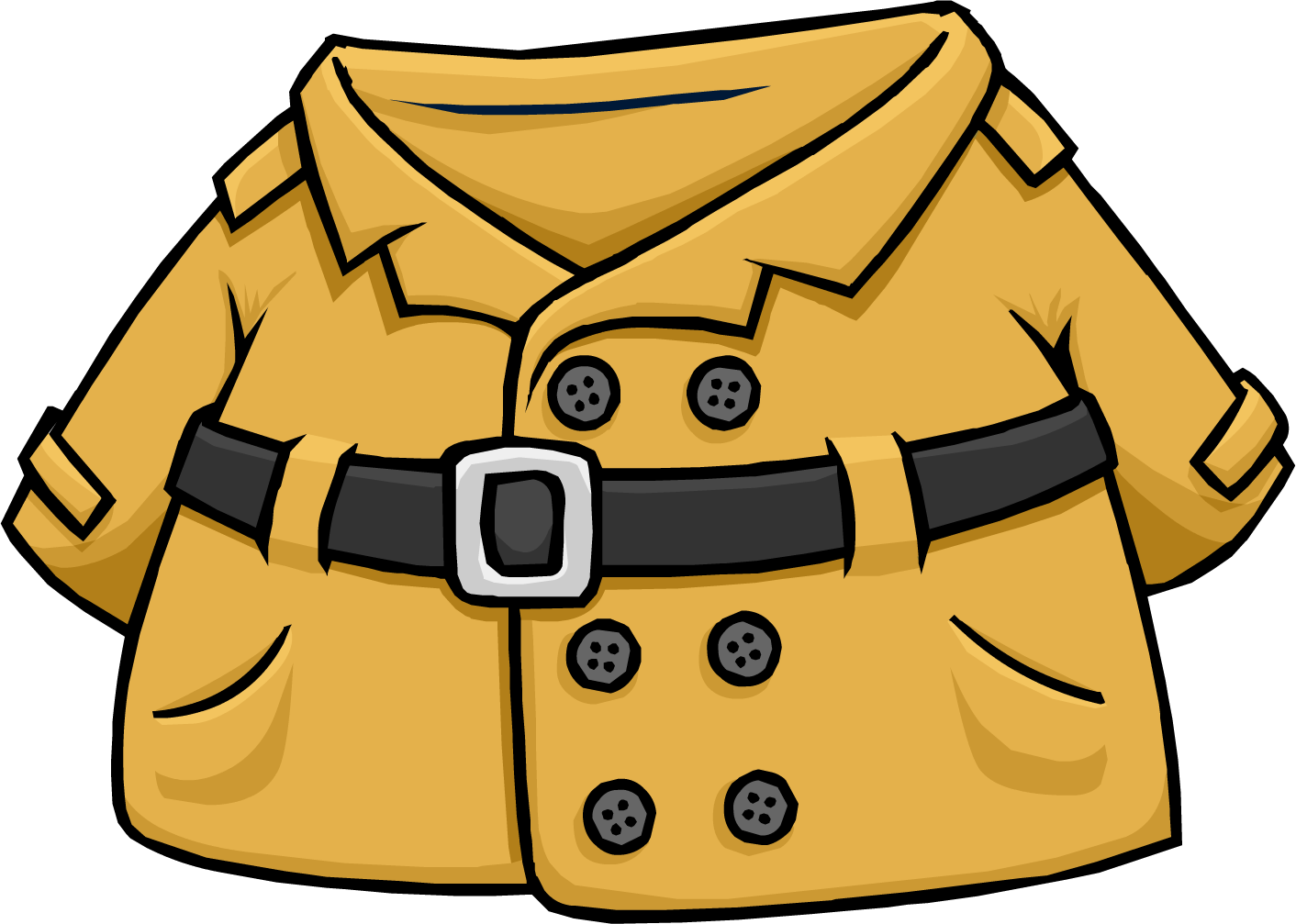 png black and white download Trench free on dumielauxepices. Coat clipart sport jacket.