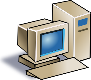 picture free download Computer clipart. Old