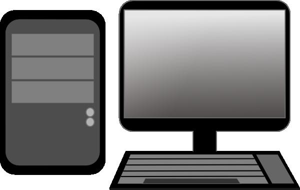 image royalty free stock Desktop Computer Clip Art at Clker