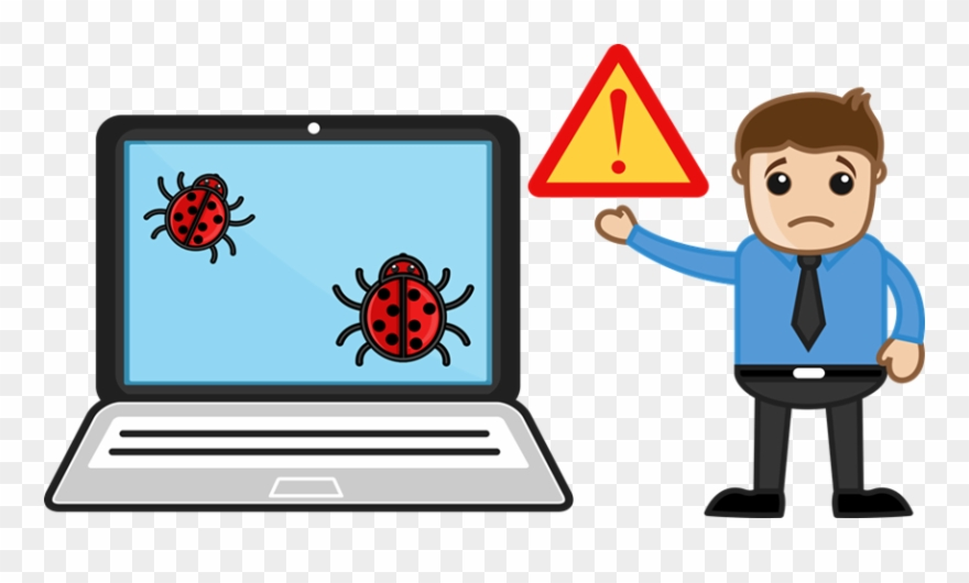 jpg freeuse library Clipart computer virus. Cliparts viruses affected by